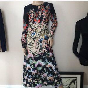 Super cute floral H&M floral dress. Sz2